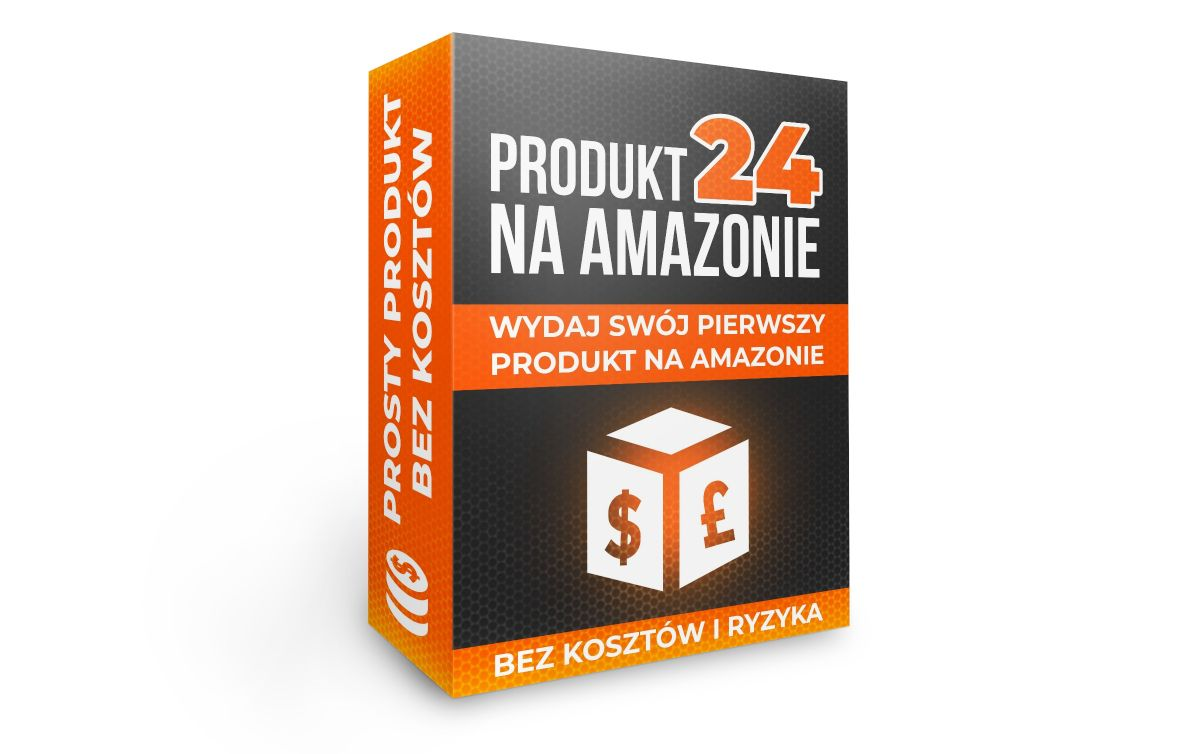 Kurs Amazon: Produkt na Amazonie w 24h